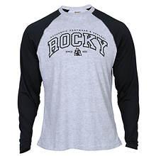 Rocky Men's Raglan Logo Tee