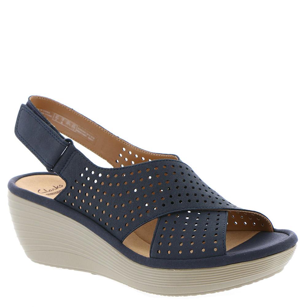 Clarks Reedly Variel Women S Sandal Ebay