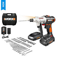 Worx Switchdriver 20-Volt Li-Ion Cordless Kit - Opened Item