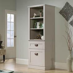 Sauder New Grange Tall Cabinet