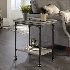 Sauder Canal Street Side Table