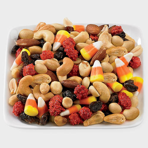 Halloween Snackin' Favorites! - Country Trail Mix