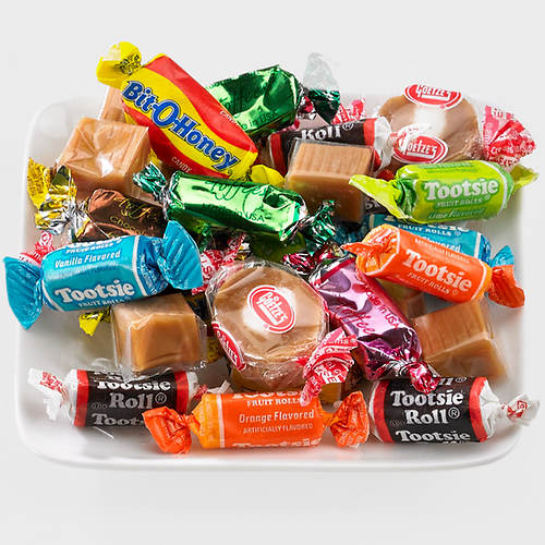 Snackin' Favorites! - Chewy Caramel Mix