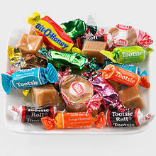 Halloween Snackin' Favorites! - Chewy Caramel Mix