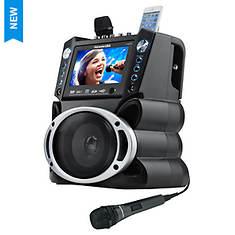 Karaoke USA Karaoke System With 7