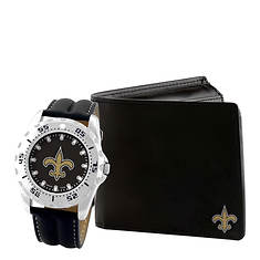 NFL Watch and Wallet Set by Game Time