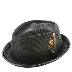 Stacy Adams Diamond Crown Fedora