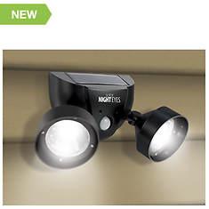 Night Eyes Solar Security Light/Alarm