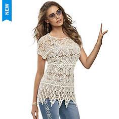 Modern Crochet Top