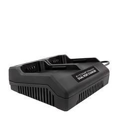 Snow Joe 40V Dual Port Battery Charger ION Series