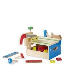 Melissa & Doug Mini Hammer & Saw Tool Bench