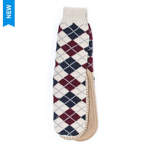 MUK LUKS Men's Slipper Socks