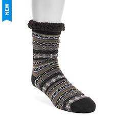 MUK LUKS Men's Cabin Socks