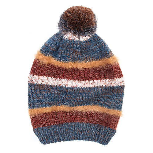MUK LUKS Women's Pennies from Heaven Slouch Beanie