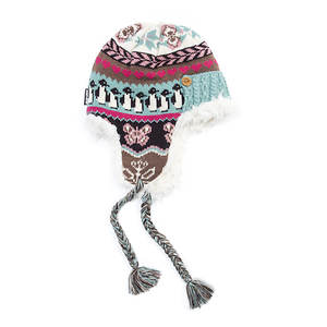 MUK LUKS Women's Happy Glamper Trapper Hat
