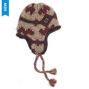 MUK LUKS Women's Gaucho Girl Helmet Hat