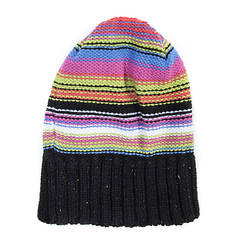 MUK LUKS Women's Rock Your Winter Slouch Beanie