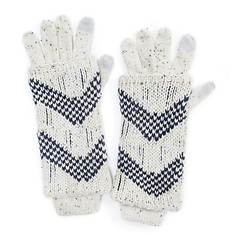 MUK LUKS Women's Love America 3-In-1 Gloves