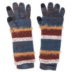 MUK LUKS Women's Pennies from Heaven 3-in-1 Glove