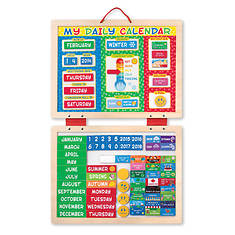Melissa & Doug First Daily Magnetic Calendar