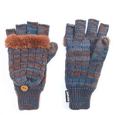 MUK LUKS Women's Pennies from Heaven Flip Mitten