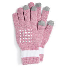 MUK LUKS Women's Touchscreen Gloves