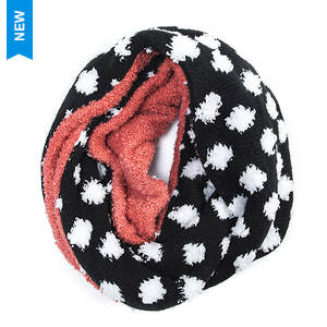 MUK LUKS Women's Rock Your Winter Eternity Scarf