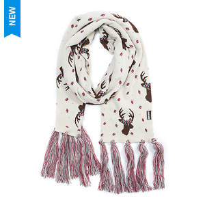 MUK LUKS Women's Happy Glamper Scarf