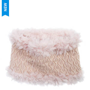 MUK LUKS Women's Fluffy Romance Funnel