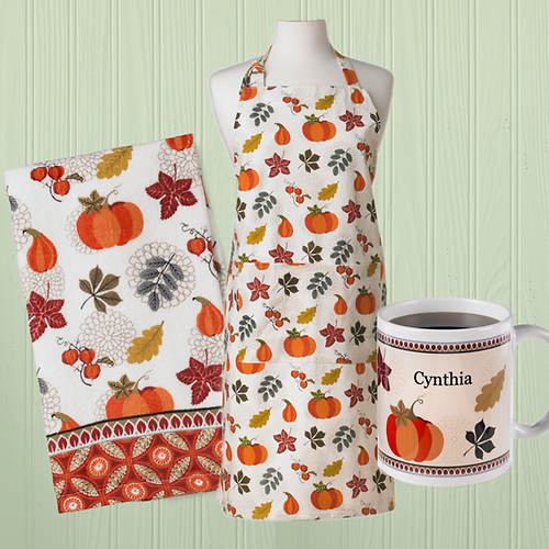 Harvest Kitchen Gift Set - 3-Piece Set
