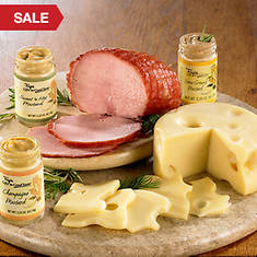 Ham and Baby Swiss