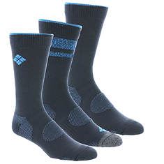 Columbia Balance Point(TM) Lifestyle Crew Socks (Men's)
