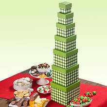 Giant Treat Tower