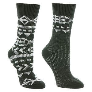 Columbia Super Soft Aztec Crew Socks 2-Pack (Women's)