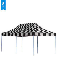 ShelterLogic 10'x20' Pro Pop-Up Canopy-Straight - Opened Item