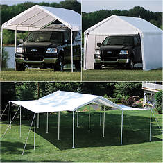 ShelterLogic 10'x20' 3-in-1 Canopy