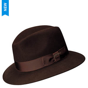 Indiana Jones Men's Crushable Indy Safari Hat