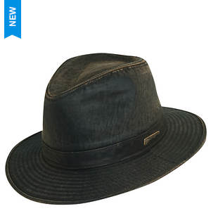 Indiana Jones Men's Indy Weathered Safari Hat