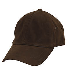 Stetson Classic Men's Leather Ball Cap