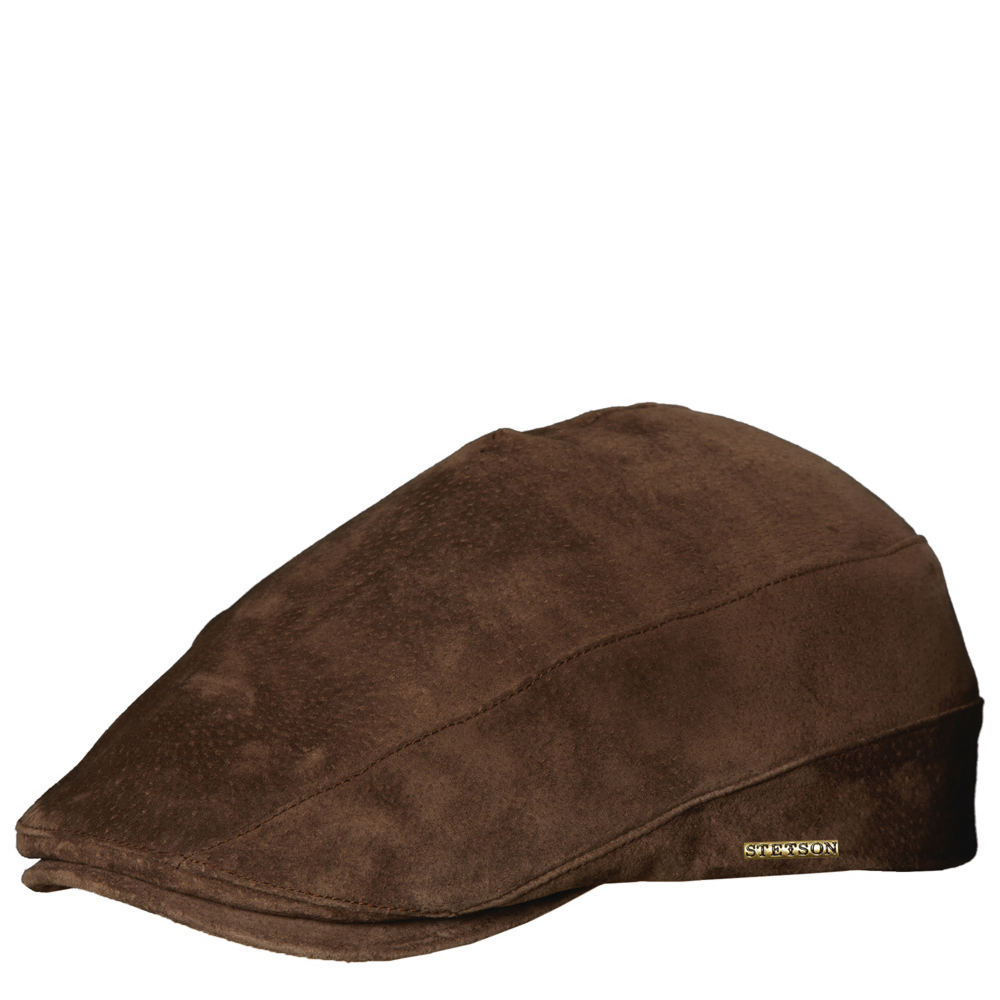 fab39d6e Stetson Classic Men's Suede Leather Ivy Hat | eBay