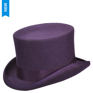 Scala Classico Men's Felt English Top Hat