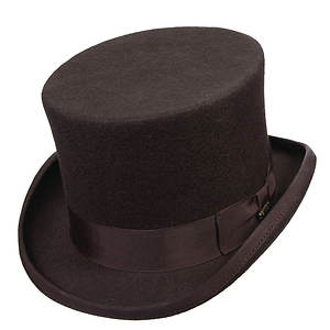 Scala Classico Men's Felt English Top Hat