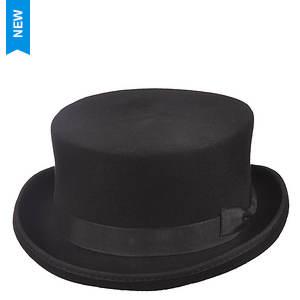 Scala Classico Men's Felt Steam Punk Top Hat