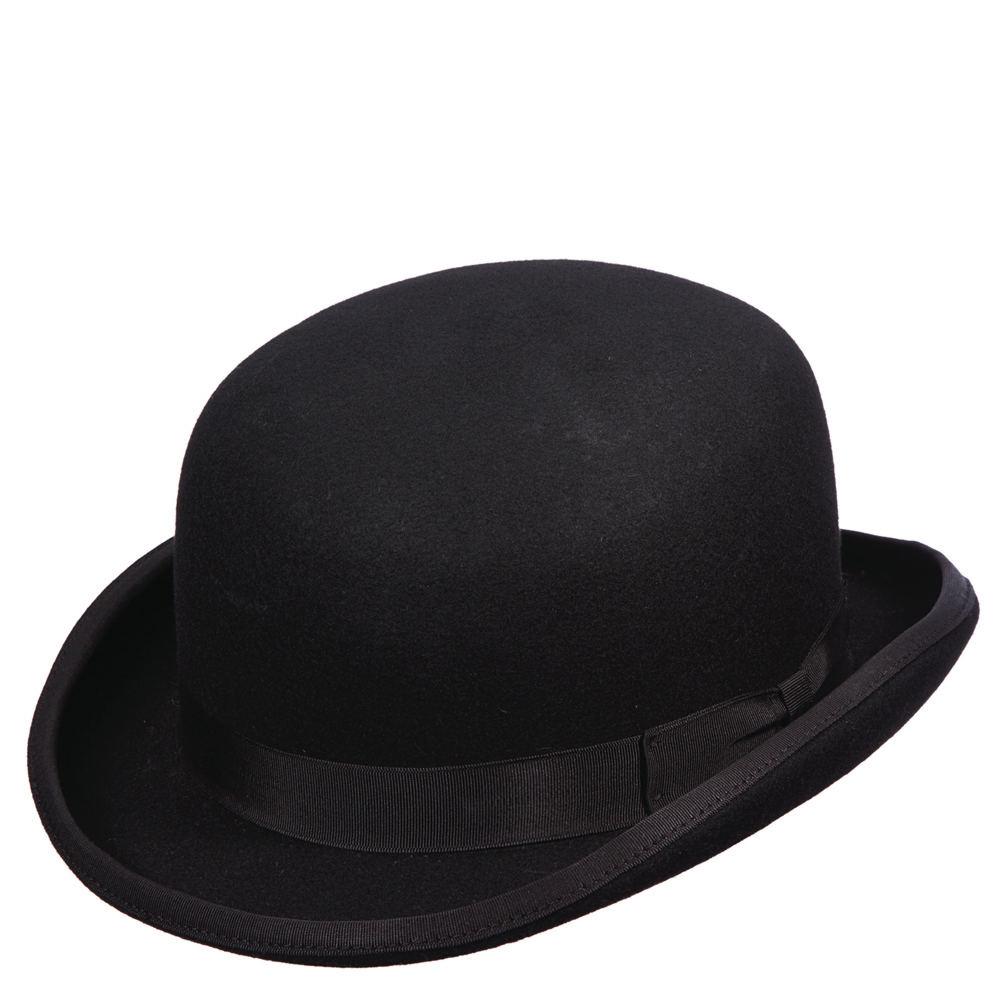 214e429966c Details about Scala Classico Men's Felt Bowler Hat