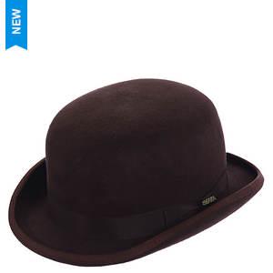 Scala Classico Men's Felt Bowler Hat