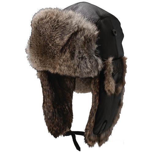 Woolrich Men's Lambskin Trapper