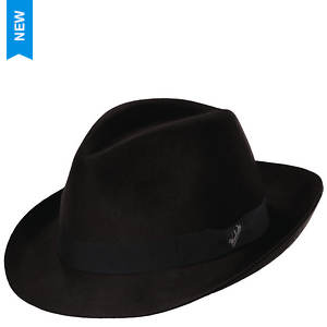 Woolrich Men's Felt Raw Edge Fedora