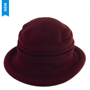 Scala Collezione Men's Cloche Boiled Wool