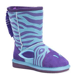 MUK LUKS Zeb Blue Zebra (Boys' Toddler)
