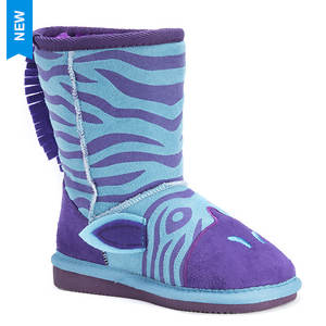 MUK LUKS Zeb Blue Zebra (Boys' Toddler)
